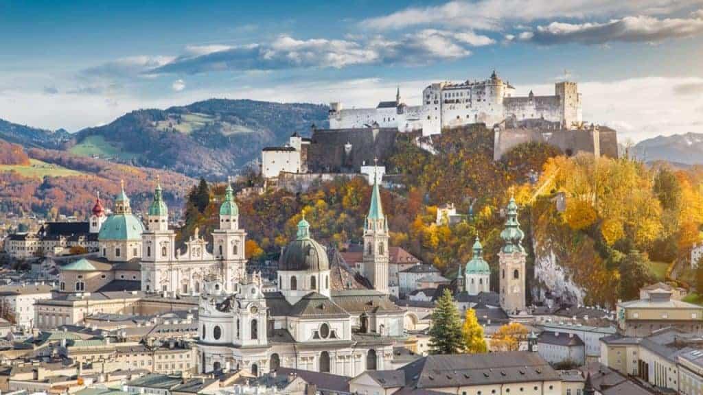 Stage d'allemand à Vienne, Autriche   14 - 17 ans   Langues Vivantes