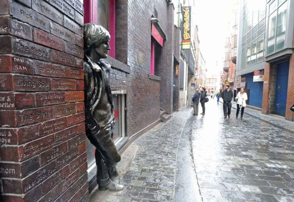 Cidade de Liverpool Reino Unido