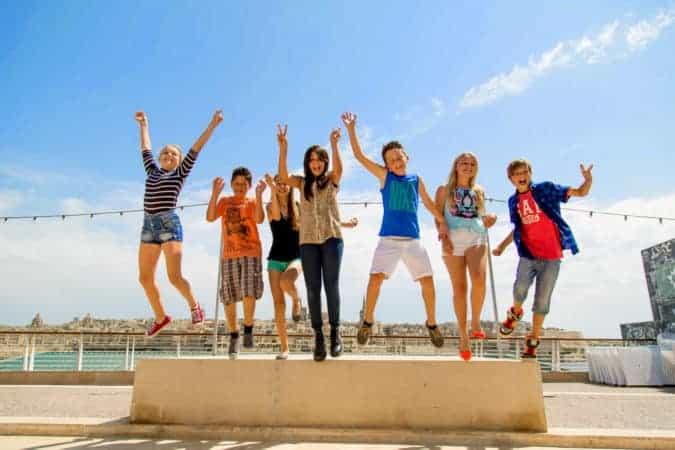 vacances pour jeunes