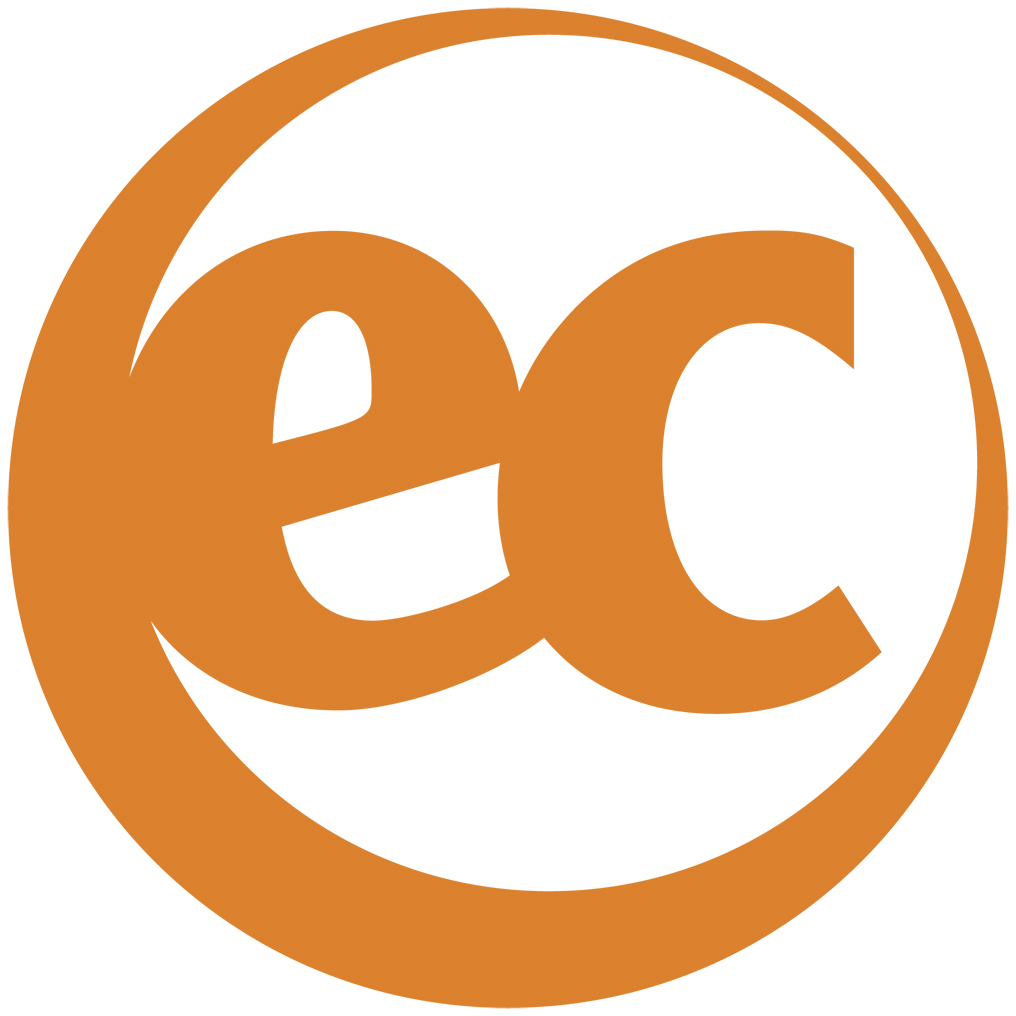 logo EC english