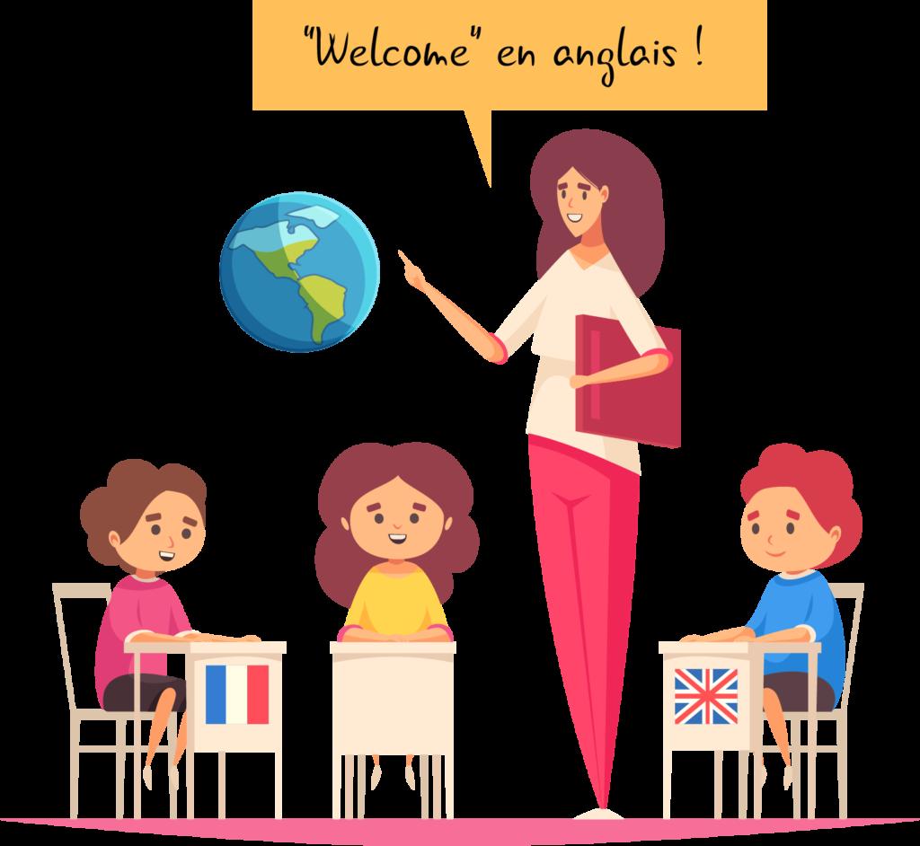 taalcursus - cours de langue