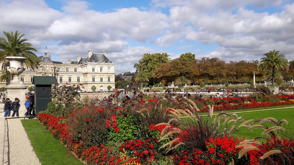 Jardin du Luxembourg em Paris