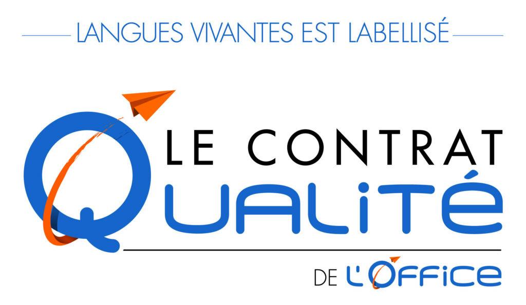 Contrat Engagement L'Office - Langues Vivantes