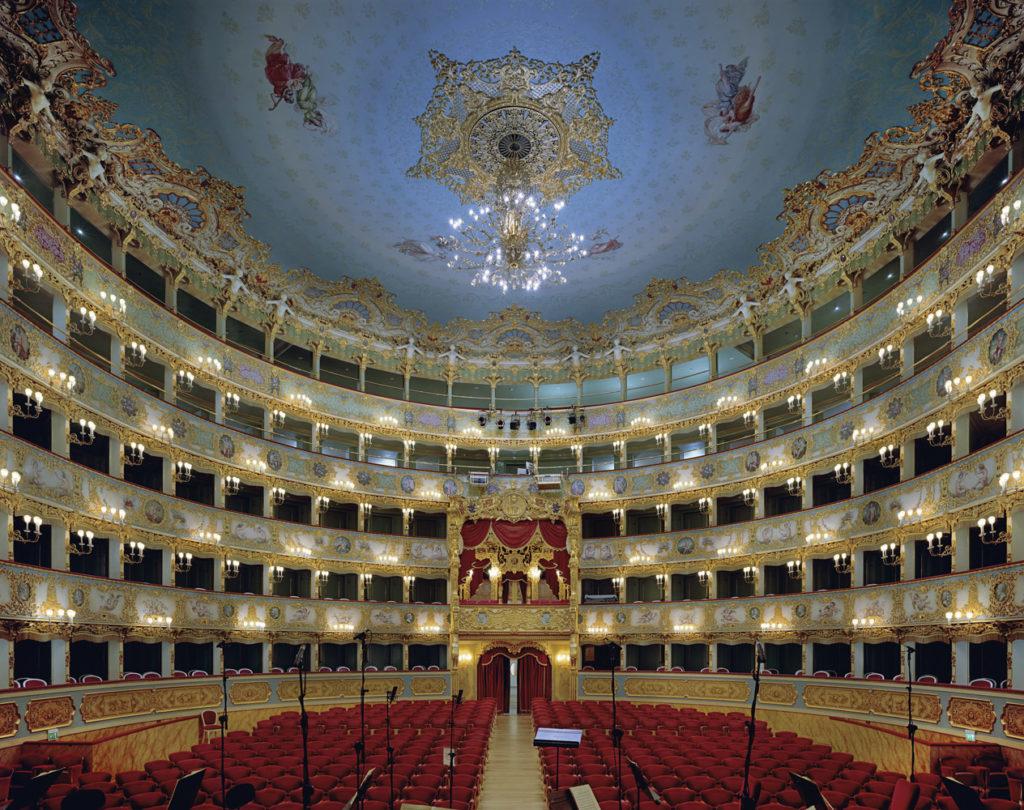 Teatro La Fenice Veneza
