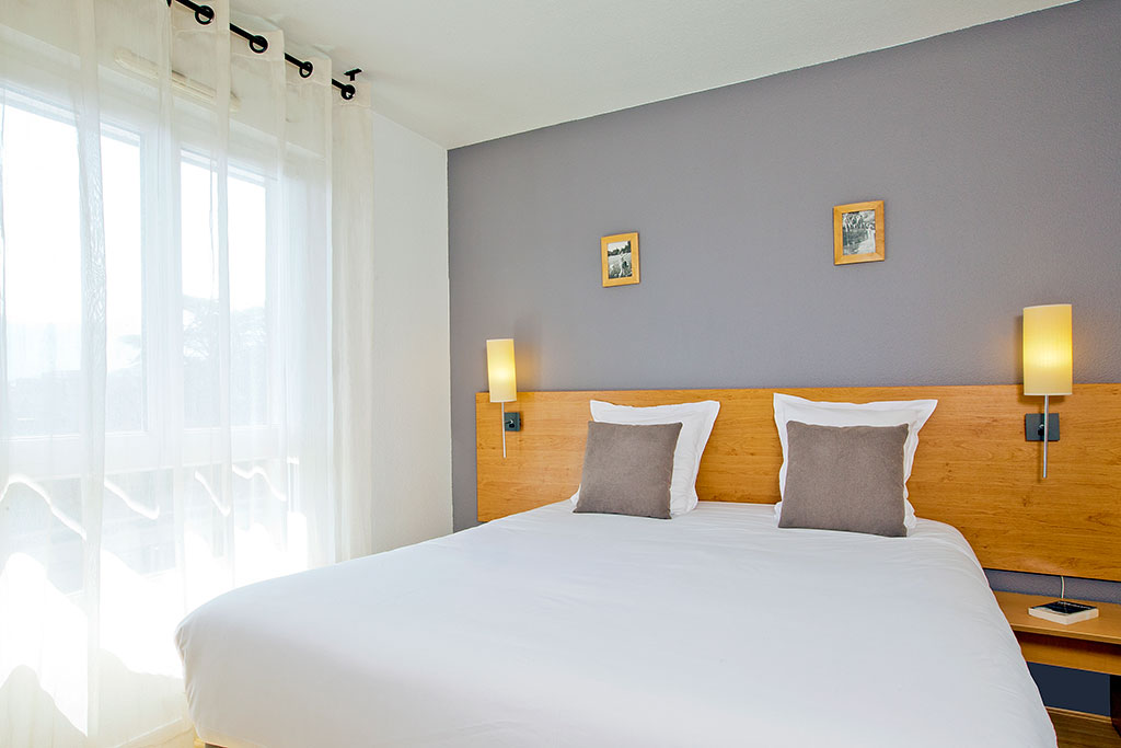apart hotel annecy bed