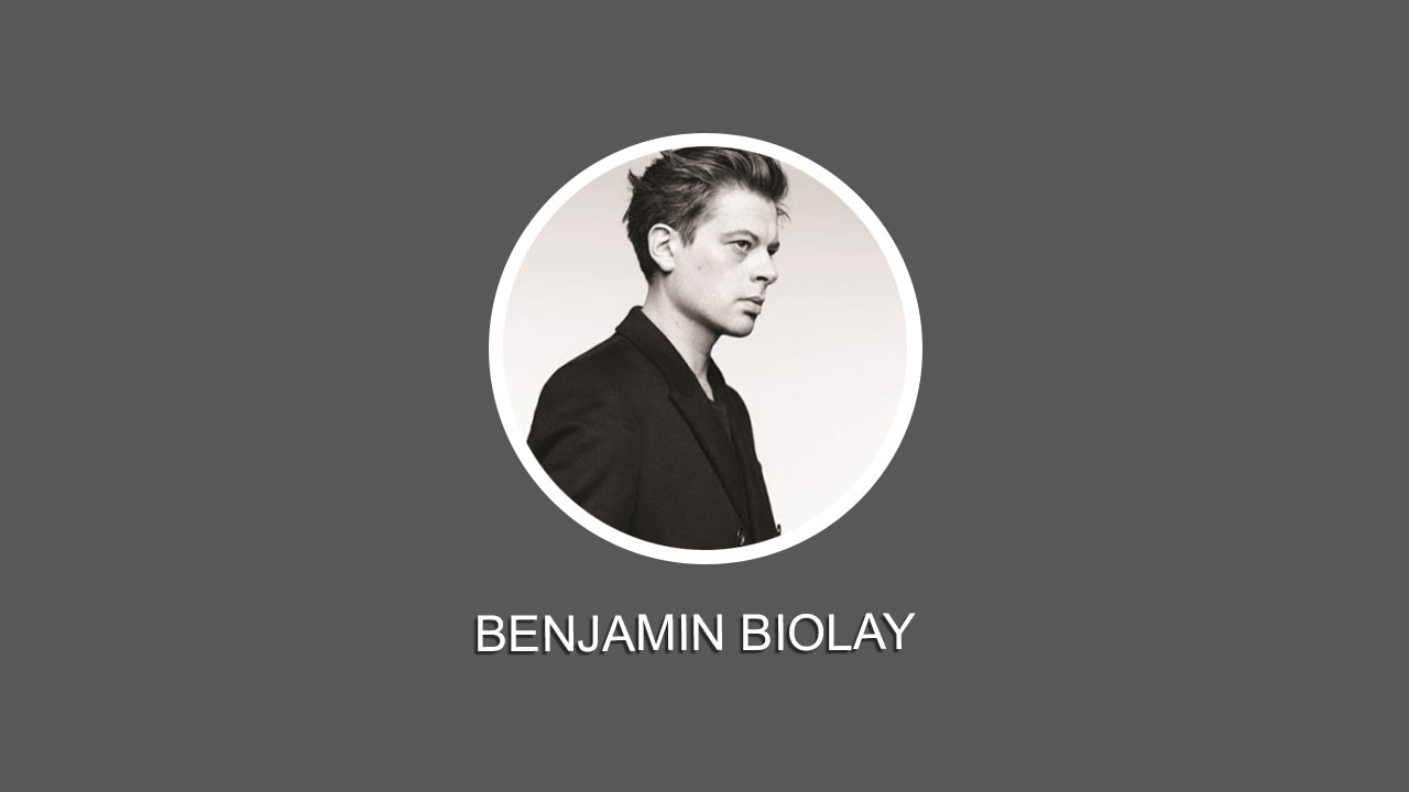Artista-Benjamin-Biolay